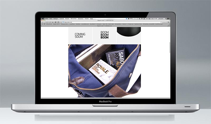Degauss, Website www.degausslabs.com