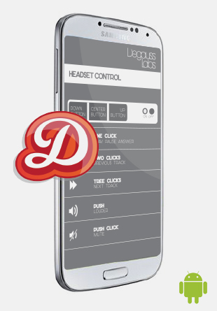 Degauss, Graphic, Android App